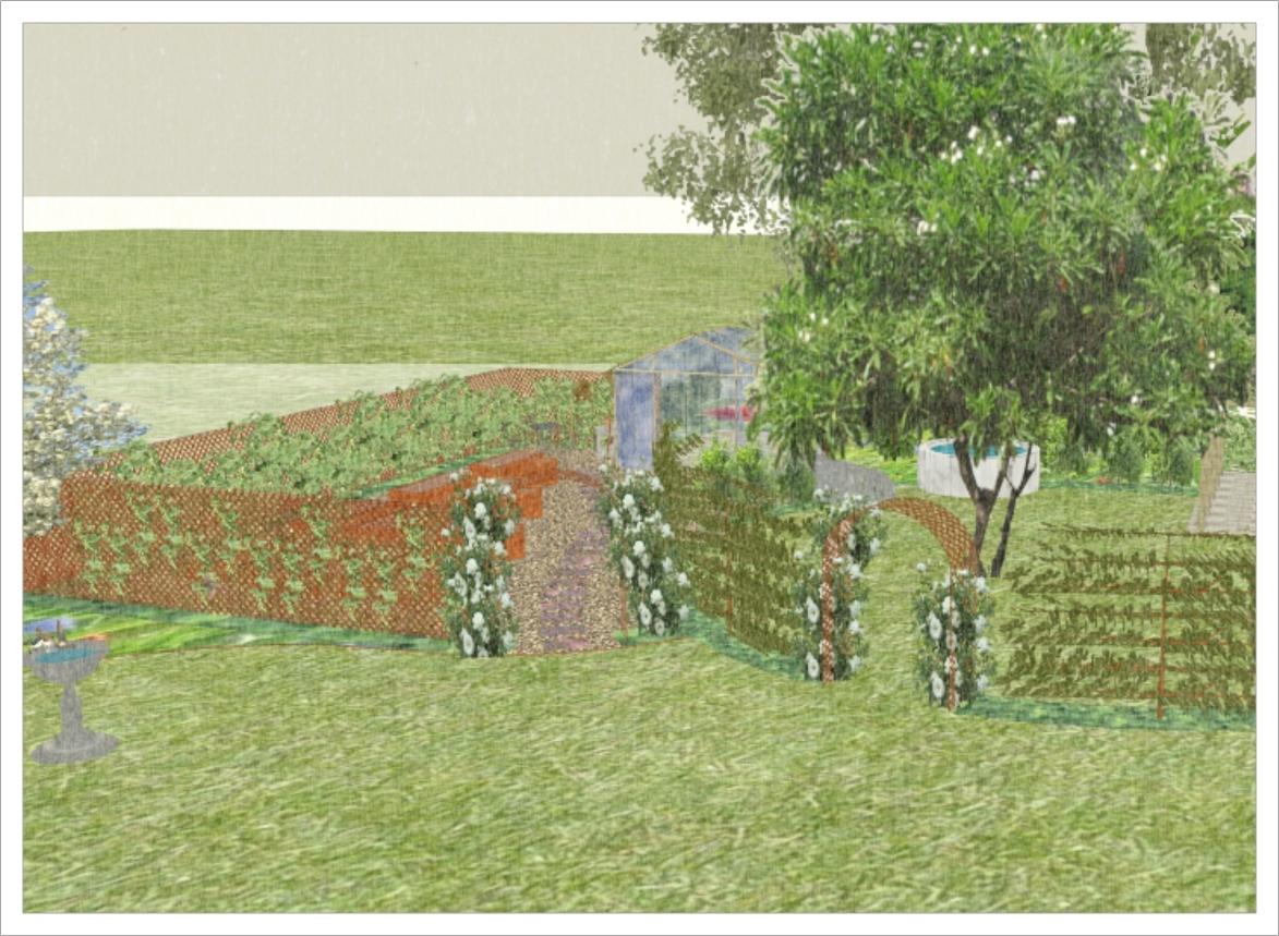 Trädgårdsdesign i Örebro